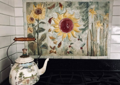 Kitchen-installed